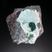 Quartz Malachite