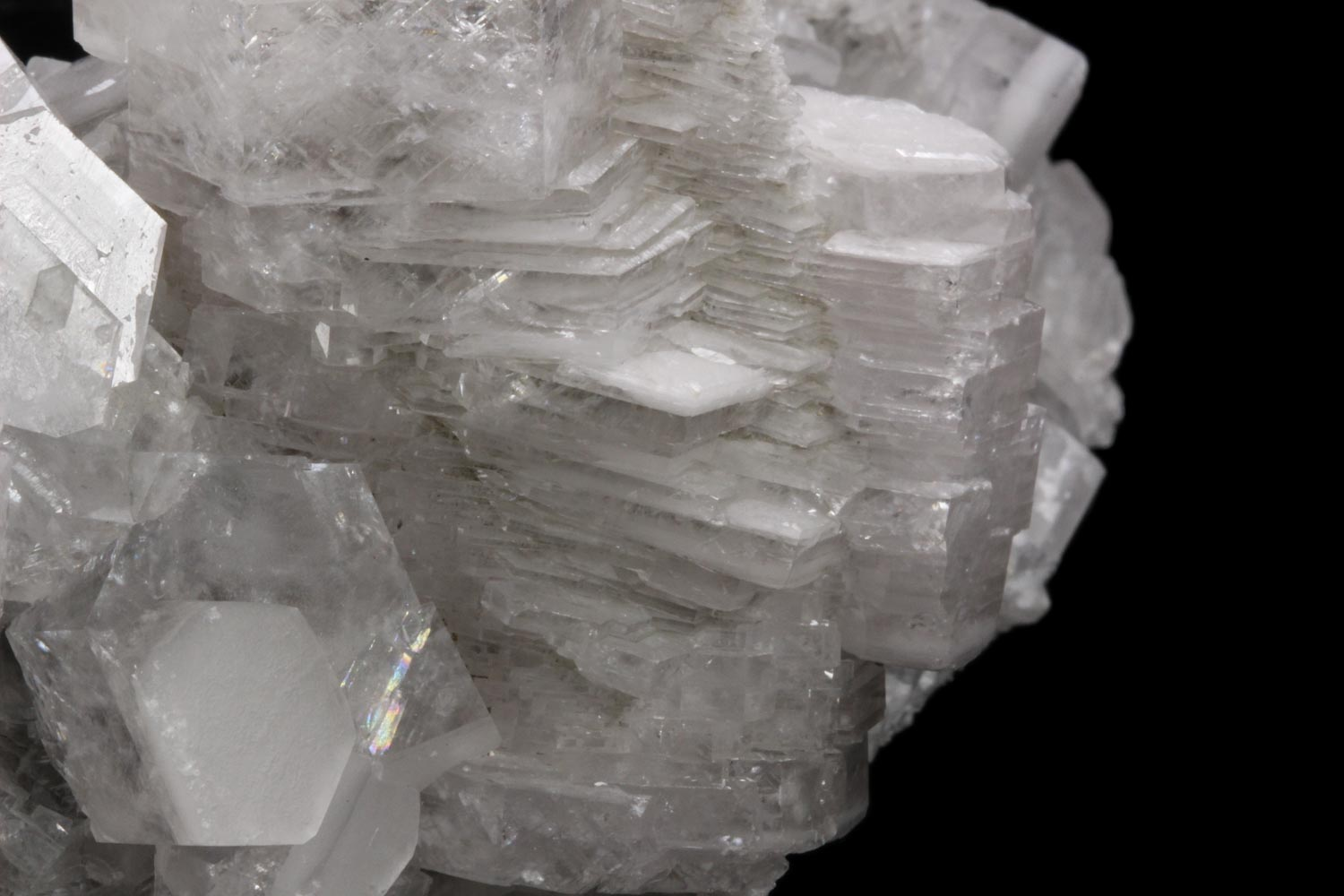 Calcite Poker Chip