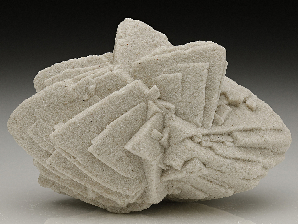 Calcite avec sable - France