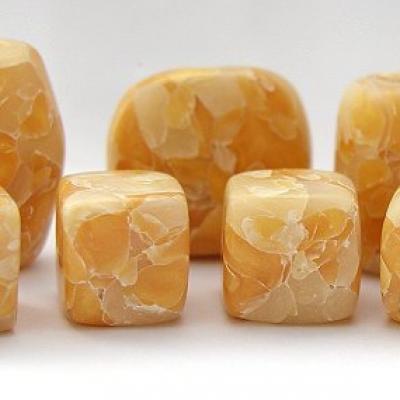 Fausse Calcite jaune