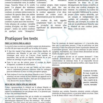 Déterminer et identifier (3 fiches)