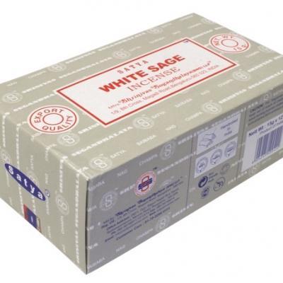 61460 encens sauge blanche
