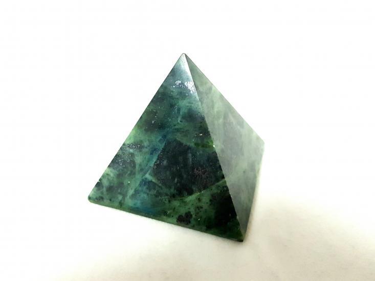 Aegirien met smaragd 65 cm nieuw