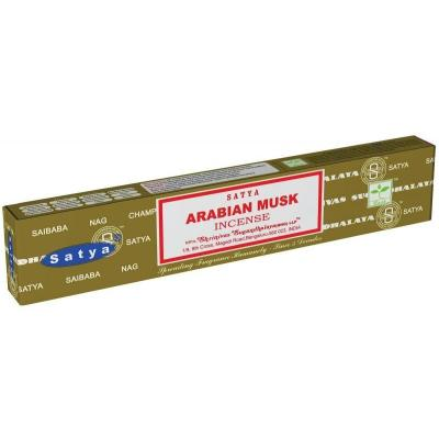 Arabian musk incense satya