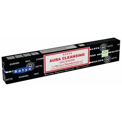 Aura cleansing wierook satya