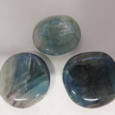 Blauwe fluoriet