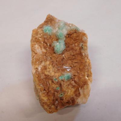 Brochantite ruw nieuw 1 1