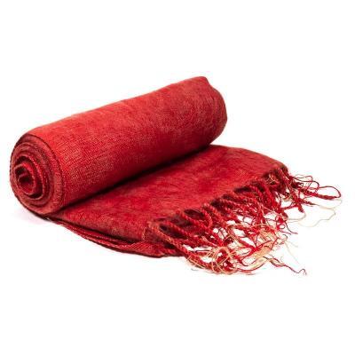 Chale rouge