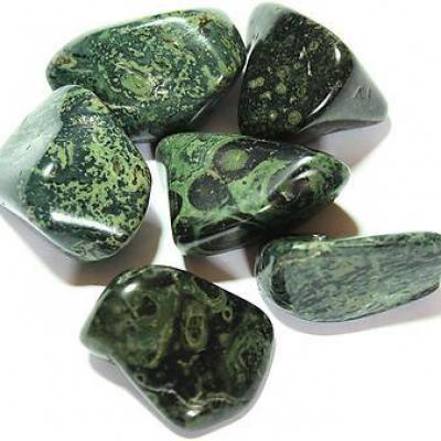 Crocodile japser tumbled stones1
