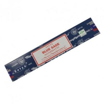Encens en baguette blue sage 15 gr satya