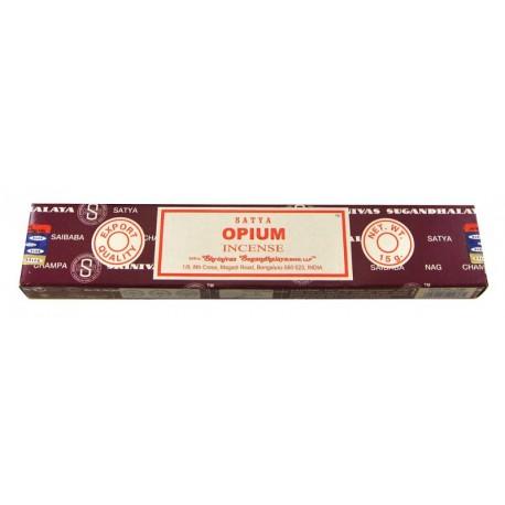 Encens satya opium
