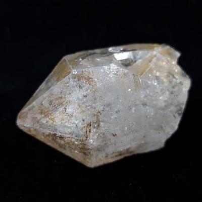 Herkimer diamant met citrien ruw 2