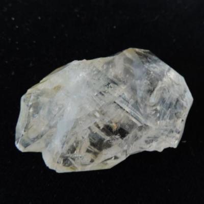 Herkimer diamant met citrien ruw nieuw