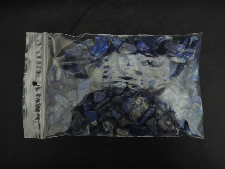 Lapis lazuli a trommelstenen s 500 gr 1