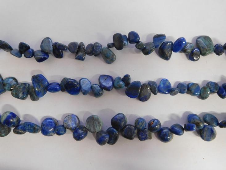 Lapis lazuli chips 1
