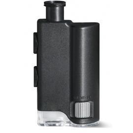 Microscope de poche grossissement 20x