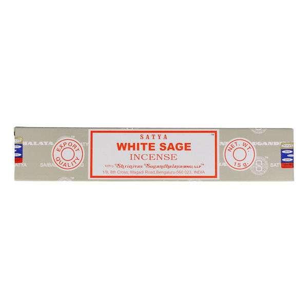 Ob dfd603 satya white sage incense 1003