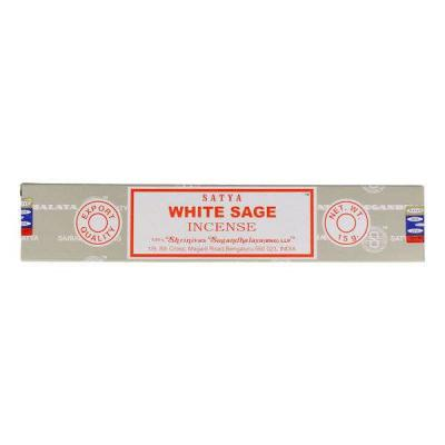 Ob dfd603 satya white sage incense 1003