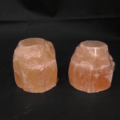 Oranje seleniet rots nieuw