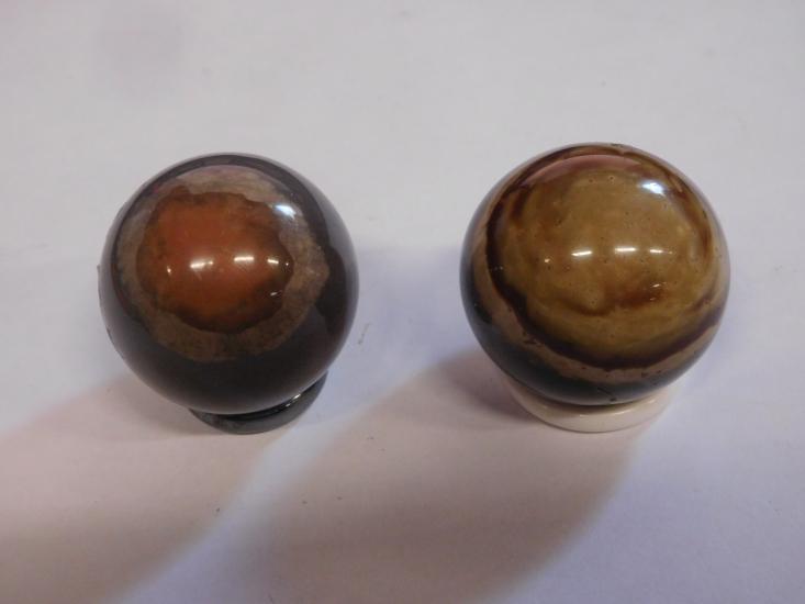 Polychroom jaspis 3 cm