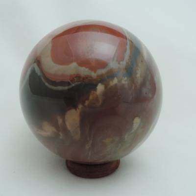 Polychroom jaspis 9 cm