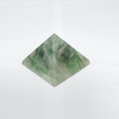 Regenboog fluoriet 5 cm nieuw