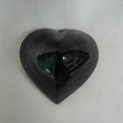 Regenboog obsidiaan 6 cm nieuw 1