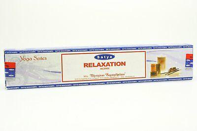 Relaxation satya encens de linde haute qualite