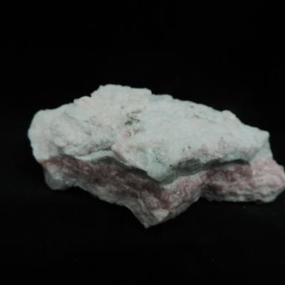 Rhodochrosiet met manganocalciet ruw nieuw