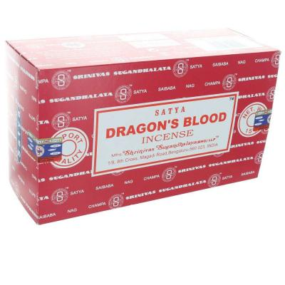 Satya dragons blood box 12
