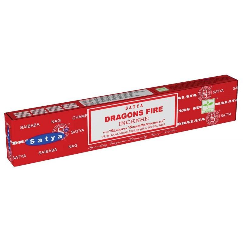 Satya dragons fire