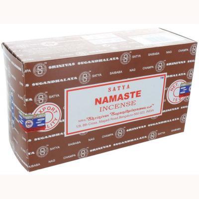 Satya namaste box 12