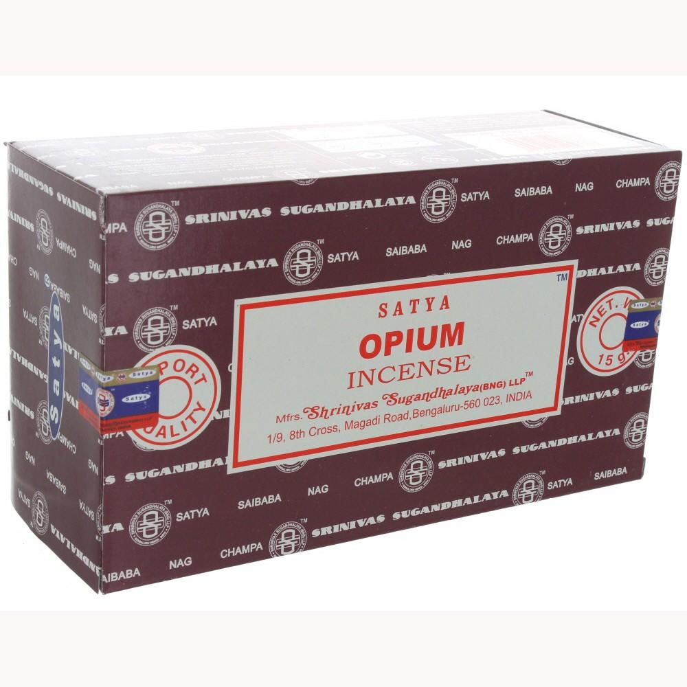 Satya opium box 12