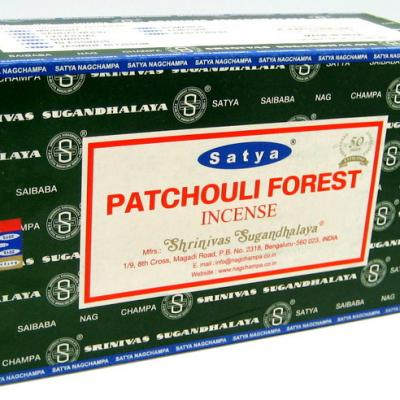 Satya patchouli forests