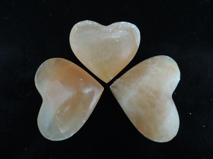 Seleniet hart oranje middel