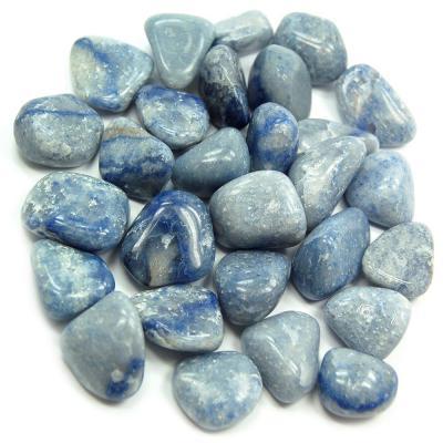Tumbled blue quartz brazil tumbled stones 05