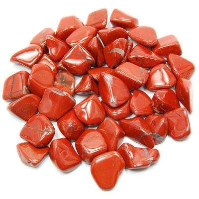 Tumbled red jasper extra africa tumbled stones 01