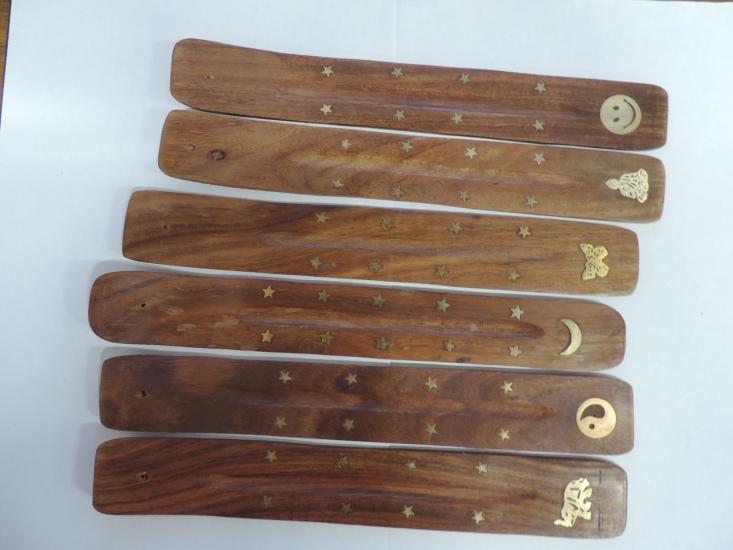 Wierookbrander houten plankje