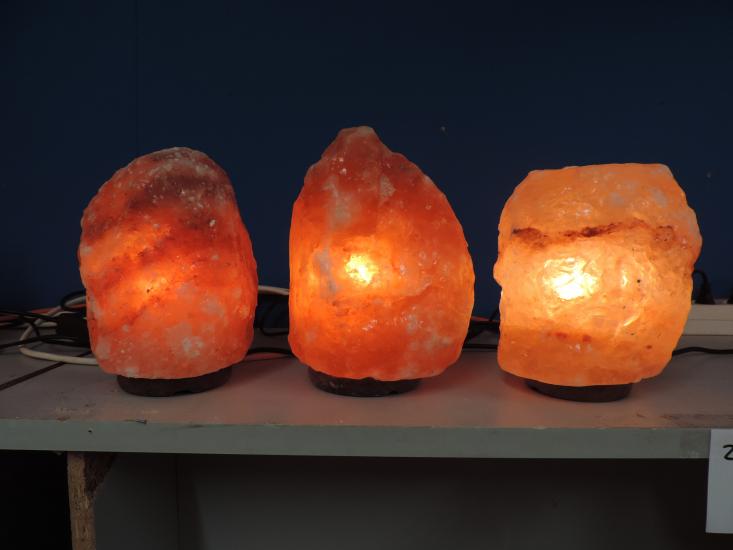 Zoutlamp 4 5 kilo