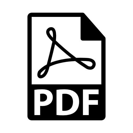 Bon de commande format PDF